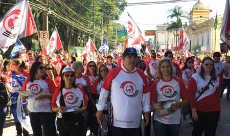 ação sindical